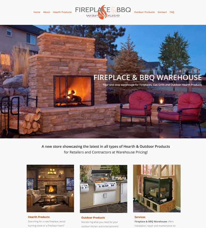 Fireplace & BBQ